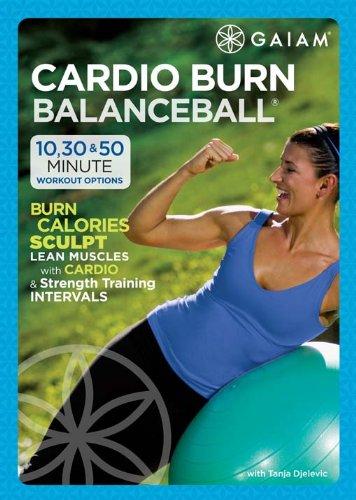 Cardio Burn Balanceball Tanja Djelevic