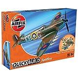Airfix Quickbuild Supermarine Spitfire Airplane Model Kit