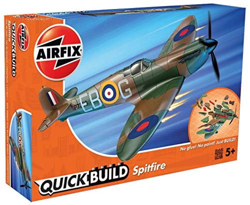 Airfix Quickbuild Supermarine Spitfire Airplane Model Kit