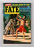 img - for Fate Magazine / August, 1954. Virgil Finlay Cover. Unknown Apes of The Americas (Araguaya Roarer and Ameranthropoides loysi) , Haunted House, Uratua, Visitor from the Future, Premonitions, Psychic Portrait, Shroud of Turin, Time Dimension, Bali Sword Ritual, Witches book / textbook / text book