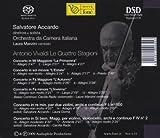 Vivaldi: Le Quattro Stagioni (Four Seasons), Concerto in D minor for two violins RV 514, Concerto in B flat major for violin, cello and continuo RV 547