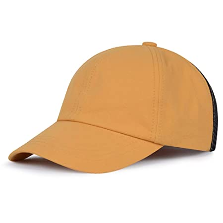 sdssup Gorra de Beisbol Moda Carta Gorra Hombre Amarillo ...