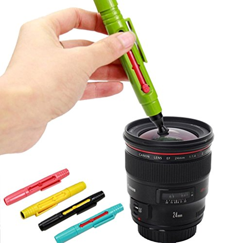 YJYdada Lens Pen Cleaning Brush For Camera Camcorder Filters