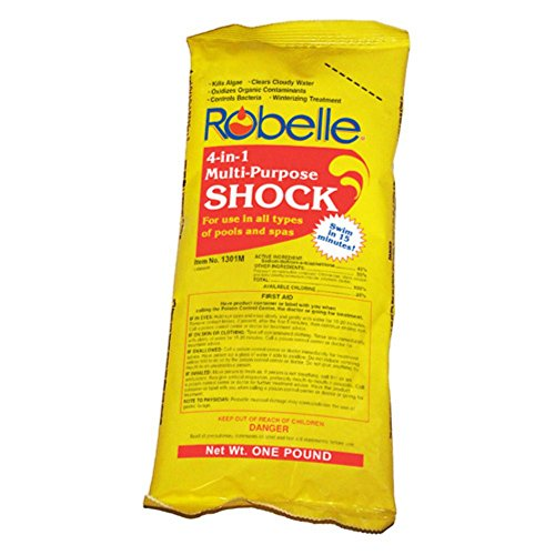 Robelle 1301M-12 4-in-1 Multi-Purpose Shock