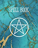 Spell Book: 8 x 10 Sea Witch Marble Bullet