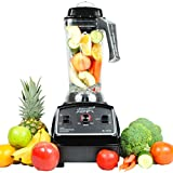 New Age Living BL1500 3HP Commercial Smoothie Blender | Blends Frozen Fruits, Vegetables, Greens, even Ice | Make Pro Quality Shakes & Soups | ETL Rated With Canadian 5 Year Warranty