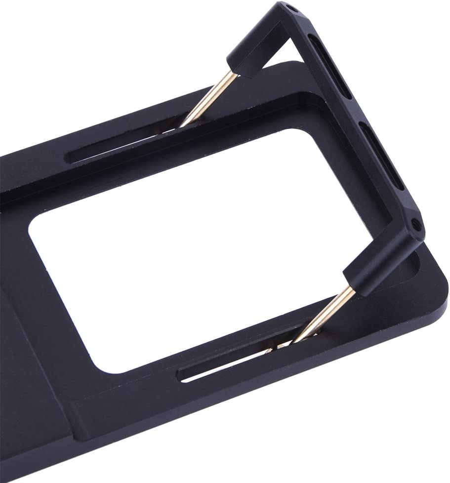 Acouto Switch Mount Plate Adapter Handheld Gimbal Accessory