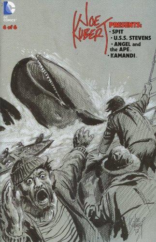 Joe Kubert Presents #6 (of 6) Comic Book 2013 - DC PDF