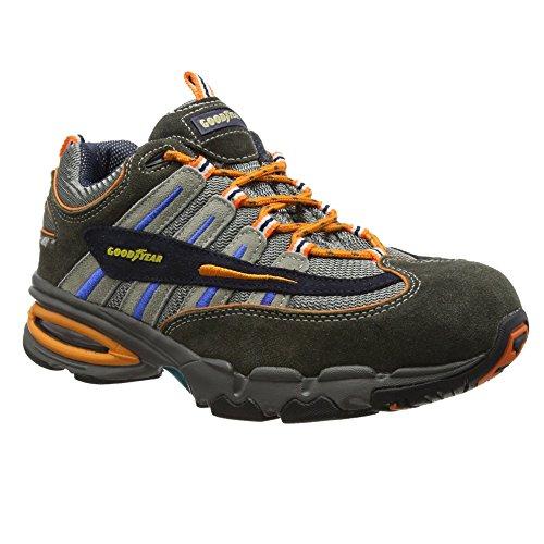 Gyshu2300a De Adulto Seguridad Gris Unisex Zapatos Goodyear BO7qTP0O