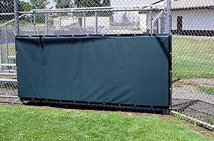 Custom Baseball Backstop Padding - 20 Square Feet