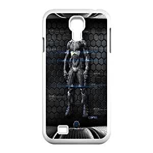 Samsung Galaxy S4 9500 Cell Phone Case White Crysis Character I5W7IY