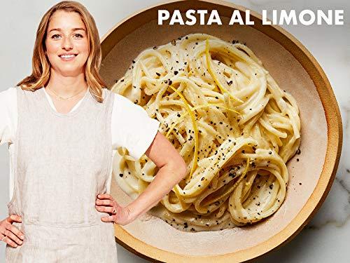 - Molly Makes Pasta al Limone