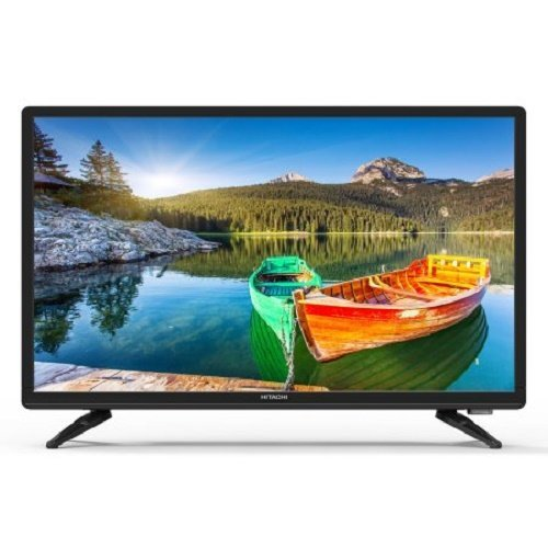 (Hitachi 22E30 Class FHD 1080p LED HDTV with Remote, 22 inches )