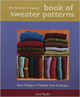 96e027111 Buy The Knitter s Handy Book of Sweater Pattern  Basic Designs in ...