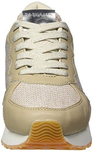 Libe Twila Beige Baskets Femme polo s U Assn light w8xqCTvtB