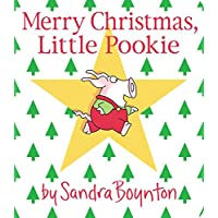 Merry Christmas Little Pookie Board book