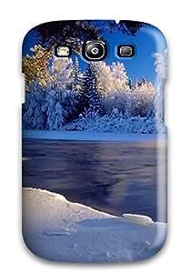 Cute High Quality Galaxy S3 Winter Earth Case
