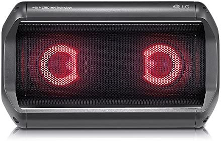 cab2309bd8b Amazon.com  LG PK5 XBOOM Go Wireless Bluetooth Speaker with Up to 18 Hours  Playback and Grab   Go Handles  Electronics