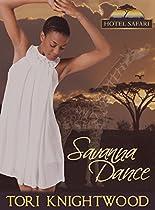 SAVANNA DANCE: INTERRACIAL SHIFTER ROMANCE NOVELLA (BWWM) (HOTEL SAFARI BOOK 3)