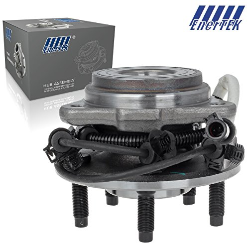515003 Front Driver or Passenger Wheel Hub & Bearing Assembly 5 Lugs Replacement for Ford Explorer Ranger 1995-2009 Compatible with Mazda B4000/B3000 2000-2009
