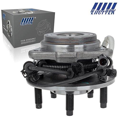 515003 Front Driver or Passenger Wheel Hub & Bearing Assembly 5 Lugs Wheel Hub Assembly Fits 1995 1996 1997 1998 1999 2000 2001 2002 2003 2004-2009 Ford Explorer Ranger, 2000-2009 Mazda B4000/B3000 -  ENERTEK, 169483