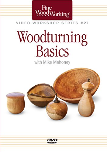 Fine Woodworking Video Workshop Series - Woodturning