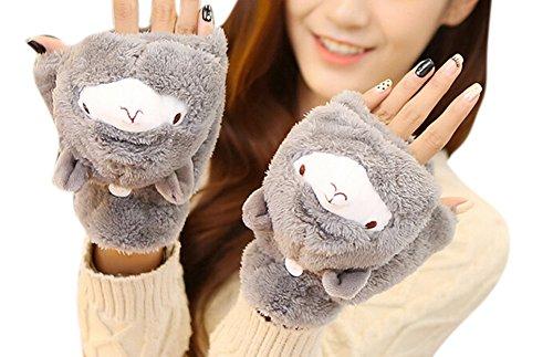 Allbebe Winter Gloves Cartoon Alpaca product image