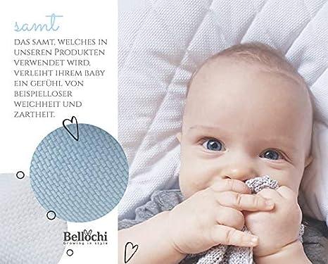aus 100/% Baumwolle 90x60x12cm Bellochi Babynest Babynestchen Neugeborene Baby Kuschelnest Girl Dream