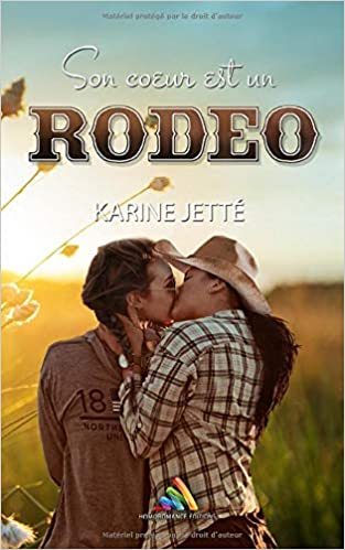 Amazon Com Son Cœur Est Un Rodeo Roman Lesbien Livre