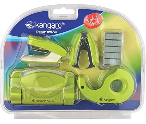 KANGARO TRENDY - 10M / Z5 VALUE PACK SET (LIGHT GREEN)