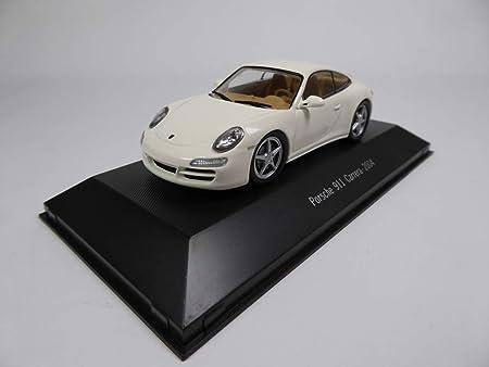 Atlas Porsche 911 Carrera (997) 2004 white1 / 43 - Ref: 4014: Amazon.es: Juguetes y juegos