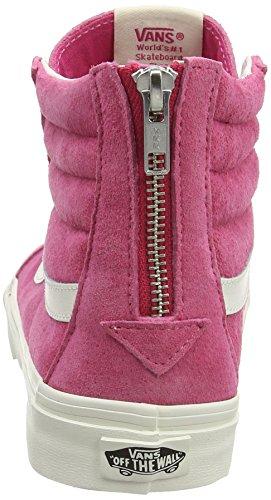 Sneakers Hi Vans Pink Slim Sk8 Scotchgard Zip Top zXgTXA