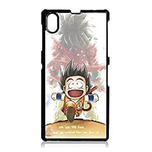 Popular Style The Cartoon Of Drago Ball Durable Cover Case Personal Design Drago Ball Cover Case for Sony Xperia Z1