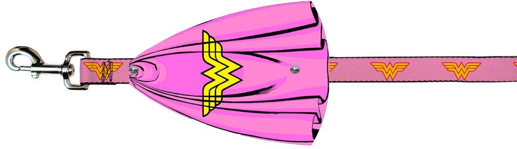 Buckle-Down DLC-WWW002 Dog Leash Cape, Regular, Pink Yellow