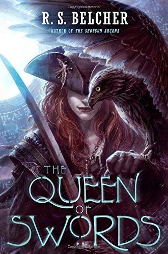 The Queen of Swords (Golgotha)