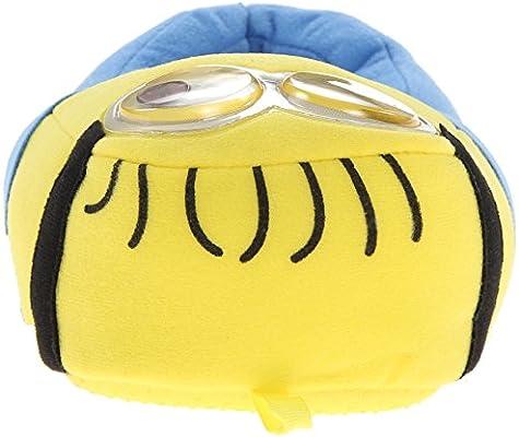 Wondrous Despicable Me Minion Slipper Little Kid Big Kid Yellow Inzonedesignstudio Interior Chair Design Inzonedesignstudiocom