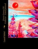 Forest Sunset XI Galleria~ Lined Journal, Laurel Sobol, 1495208796
