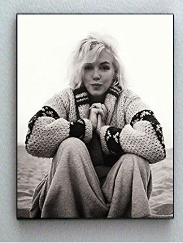 Rare Framed Last Marilyn Monroe Photo. Jumbo 8.5 X 11 Giclée Print