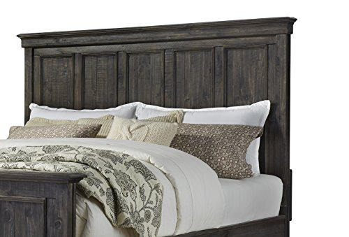 Cheap Magnussen B2590-64H Calistoga Panel Bed Headboard, King, Weathered Charcoal