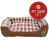 Rectangle Pet Bed - Checkered (25