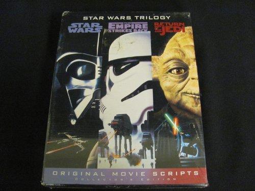 Star Wars Trilogy Original Movie Scripts Collector