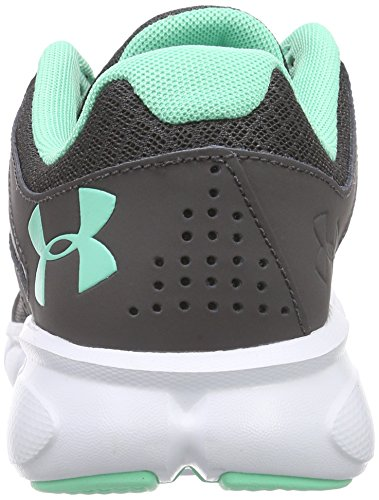 Shoes Ua Charcoal Women's W Armour Running Under Thrill 4YqBS7Bw