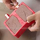Bath Bomb Hand Press Astra Gourmet 2-Well Chocolate Shape Silicone Ice Lollipop Popsicle Mould Mold Tray