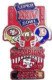 Super Bowl XXIV Oversized Commemorative Pin