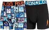 CR7 CRISTIANO RONALDO Boys 'Boxer Shorts Boys CR7 Line Multi-Coloured multi-coloured