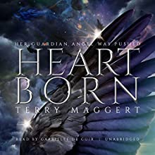 Heartborn: The Shattered Skies Series, Book 1 Audiobook by Terry Maggert Narrated by Gabrielle de Cuir