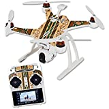 Skin For Blade Chroma Quadcopter – Desert Stripes | MightySkins Protective, Durable, and Unique Vinyl Decal wrap cover | Easy To Apply, Remove, and Change Styles | Made in the USA