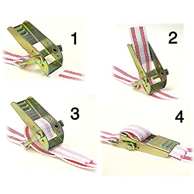 Creative Hobbies BST3 Banding Straps for Plaster Molds and Other Banding Applications, 3 Feet Long, Yellow, Pack of 3 Straps: Arts, Crafts & Sewing
