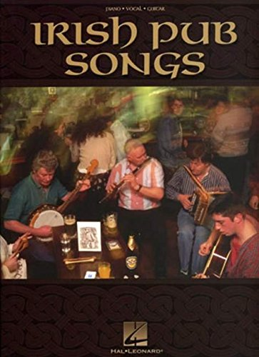 Irish Pub Songs (Sheet Music Irish Piano)
