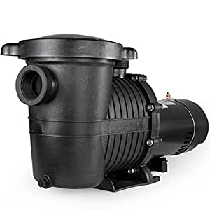 1.5HP IN GROUND Swimming POOL PUMP MOTOR w/ Strainer, High-Flo, Hi-Rate Inground